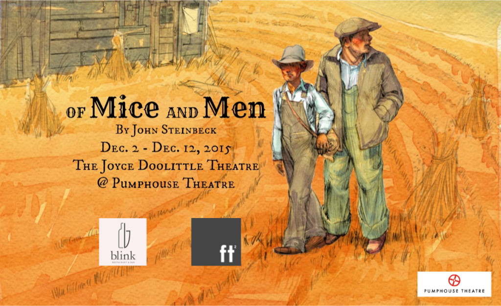 the major themes in john steinbecks of mice and men In john steinbecks novel of mice and men there are a lot of themes the themes consist of friendship, loneliness, discrimination and dreams.