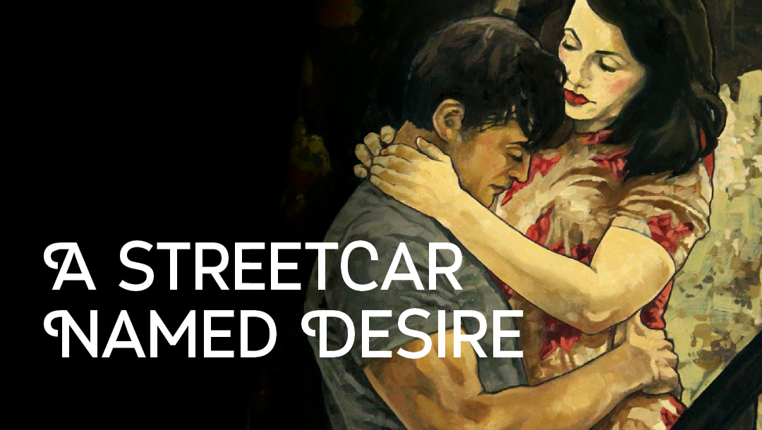 a street car name desire A streetcar named desire is a book about a woman named blanche dubois she unexpectedly shows up at her sister stella's house on elysian fields ave to get there, blanche has to take a streetcar called desire, which was like the scum of the earth to her becuase she always grew up rich.
